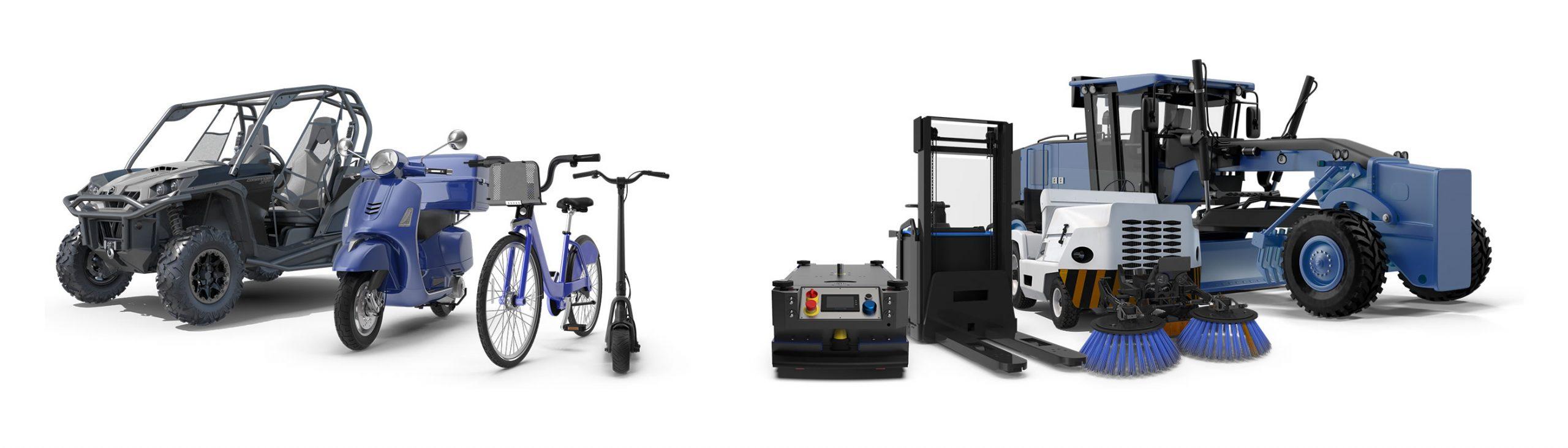 Fábrica de baterías de litio para industria y movilidad