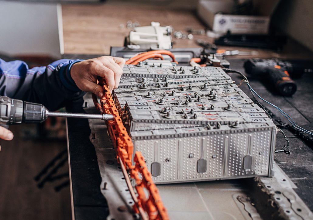 Servicio de asistencia técnica en baterías