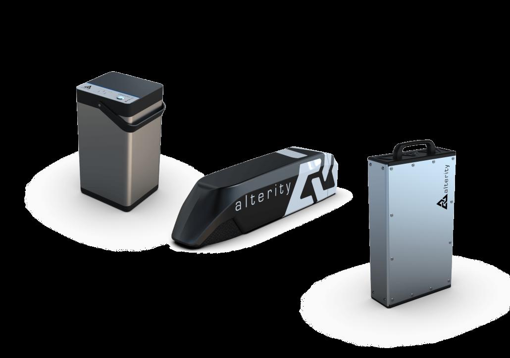 Baterías de litio para sharings
