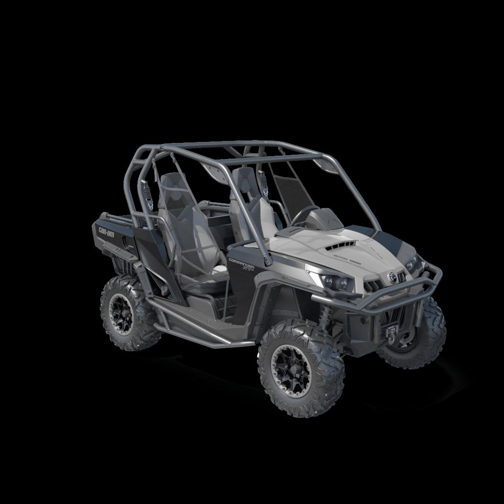 Baterías de tracción para ATV's