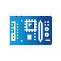 Icono Sistema de gestión de batería inteligente